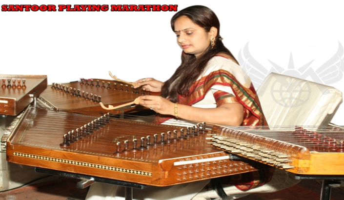A00031  SANTOOR PLAYING MARATHON