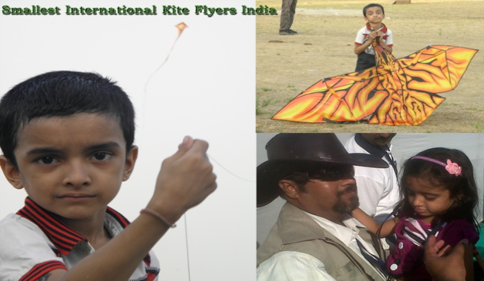 A00039  Smallest International Kite Flyers